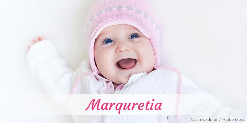 Name Marquretia als Bild