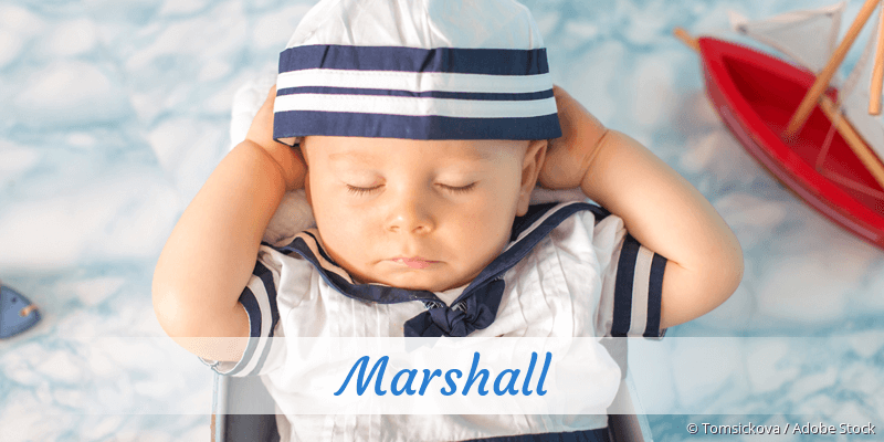 Name Marshall als Bild