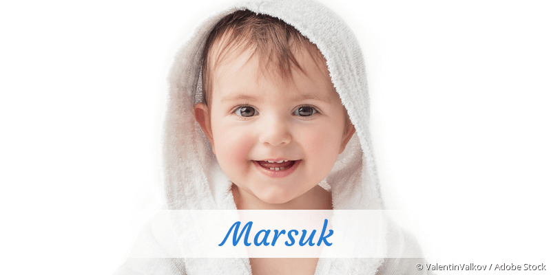 Name Marsuk als Bild