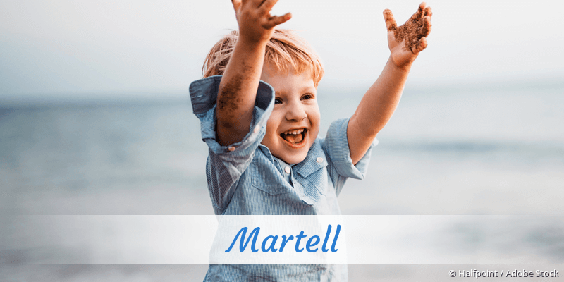 Name Martell als Bild