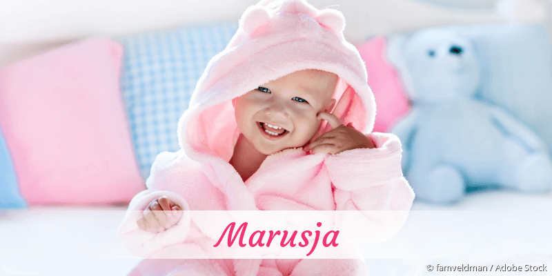 Name Marusja als Bild