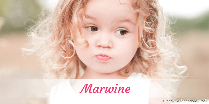 Name Marwine als Bild