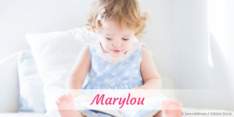 Name Marylou als Bild