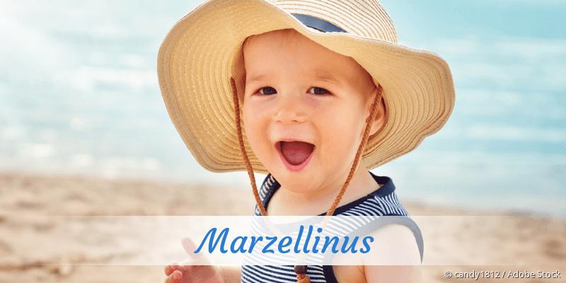 Name Marzellinus als Bild