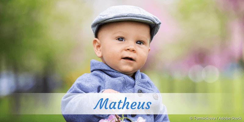Name Matheus als Bild