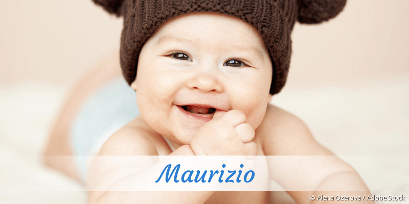 Name Maurizio als Bild
