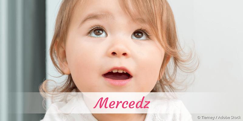 Name Mercedz als Bild