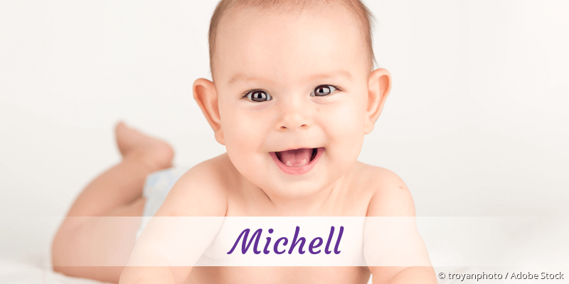 Name Michell als Bild