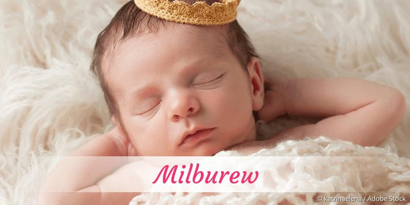 Name Milburew als Bild