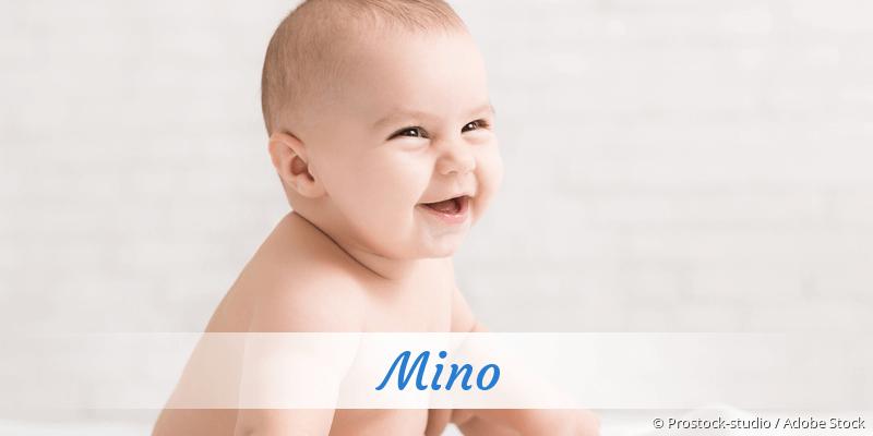 Name Mino als Bild