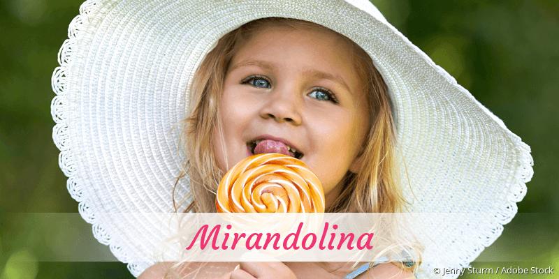Name Mirandolina als Bild