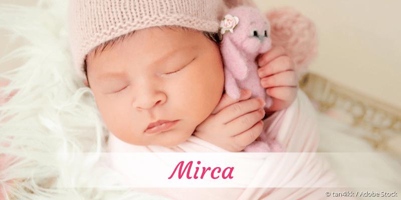 Name Mirca als Bild