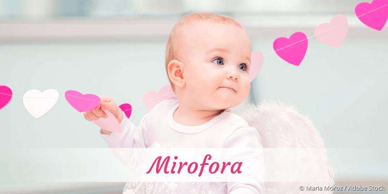 Name Mirofora als Bild