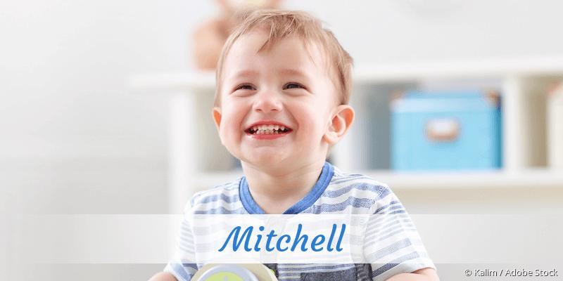 Name Mitchell als Bild