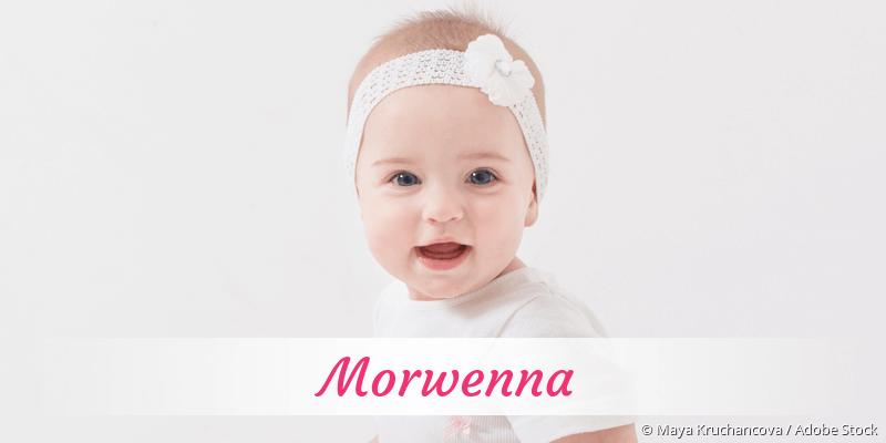 Name Morwenna als Bild