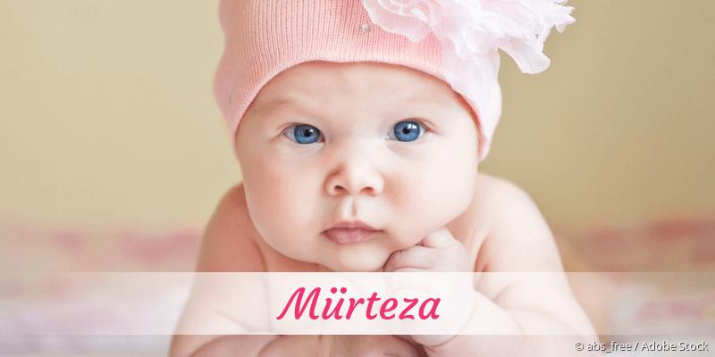 Name Mürteza als Bild