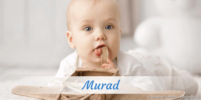 Name Murad als Bild