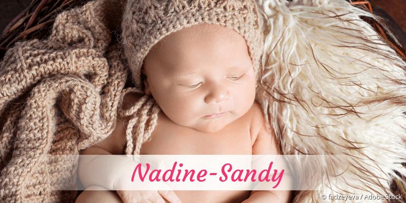 Name Nadine-Sandy als Bild