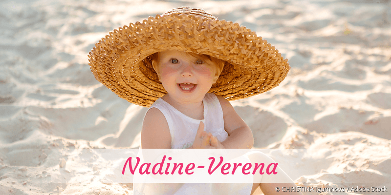 Name Nadine-Verena als Bild