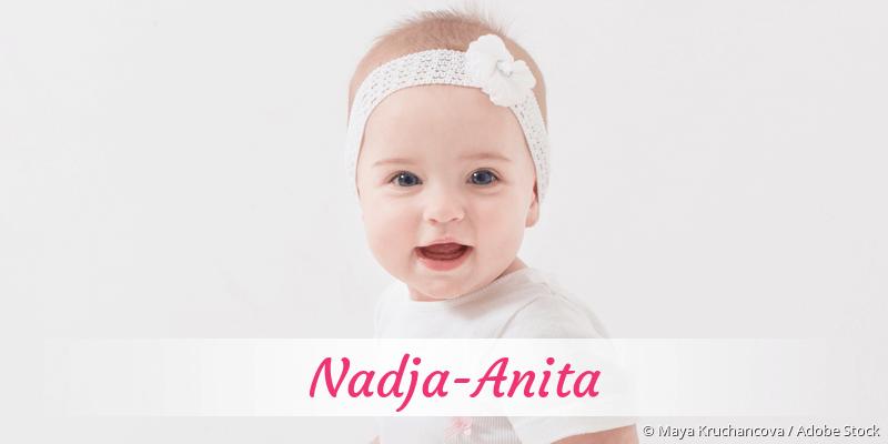 Name Nadja-Anita als Bild