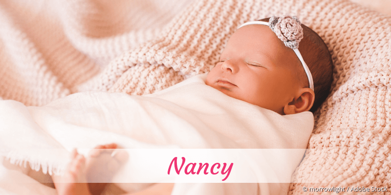 Name Nancy als Bild