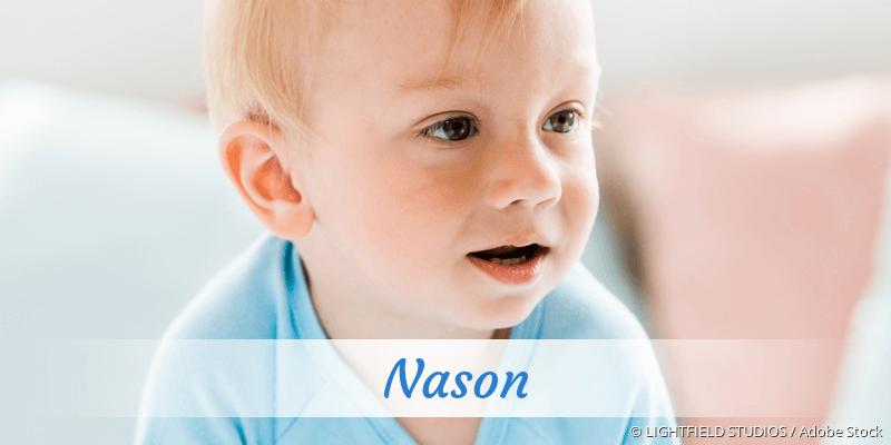 Name Nason als Bild
