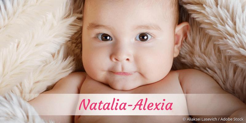 Name Natalia-Alexia als Bild