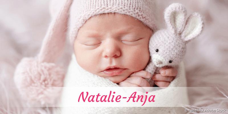 Name Natalie-Anja als Bild