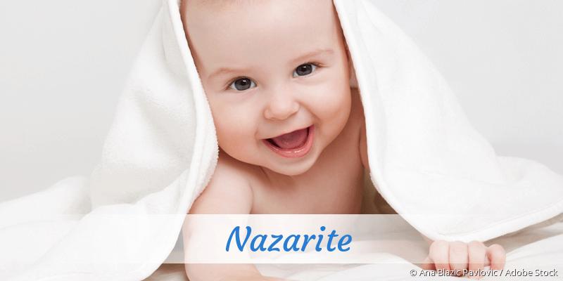 Name Nazarite als Bild