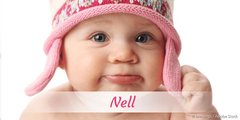 Name Nell als Bild