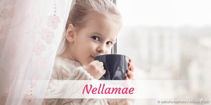Name Nellamae als Bild