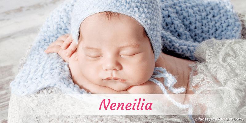 Name Neneilia als Bild