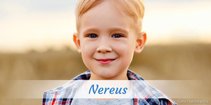 Name Nereus als Bild