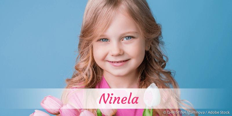 Name Ninela als Bild