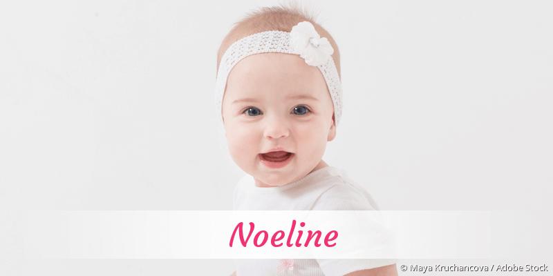Name Noeline als Bild