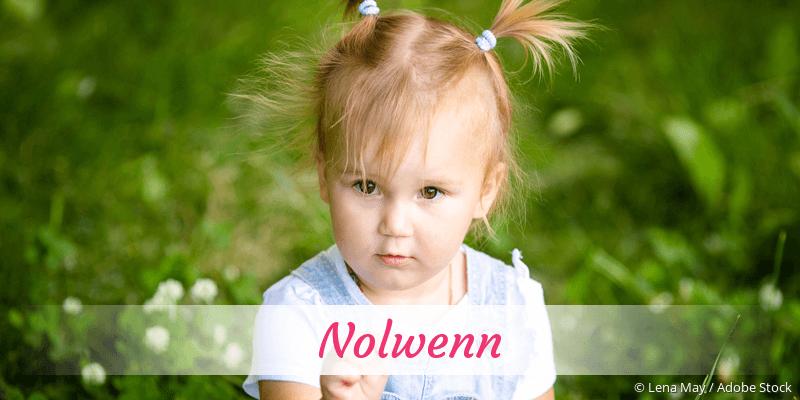 Name Nolwenn als Bild