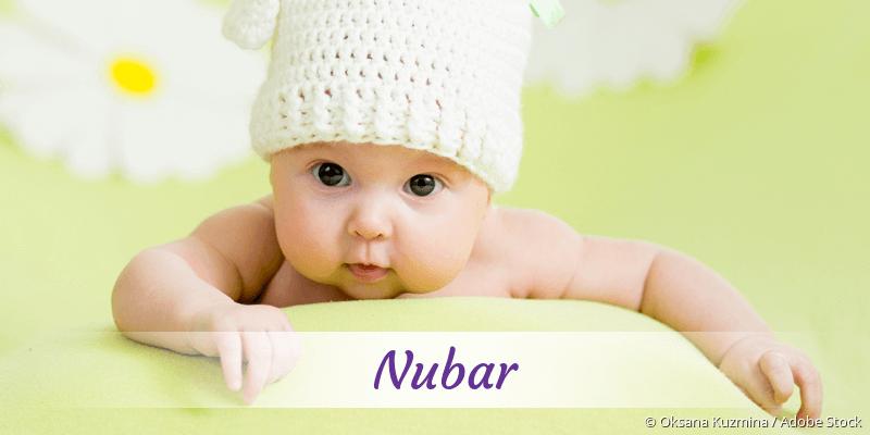 Name Nubar als Bild