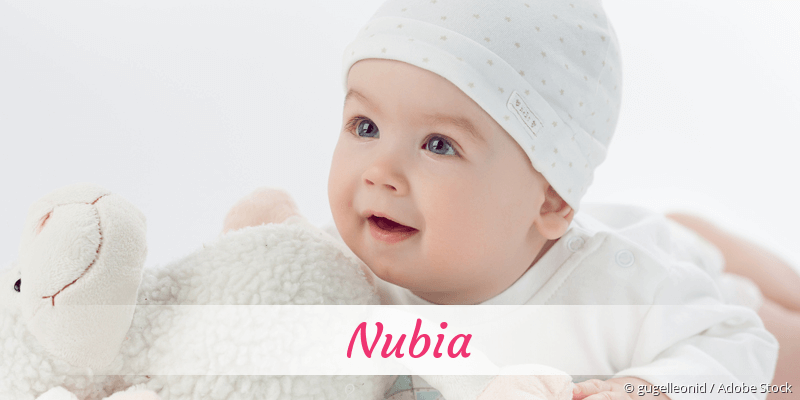 Name Nubia als Bild