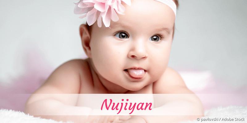 Name Nujiyan als Bild