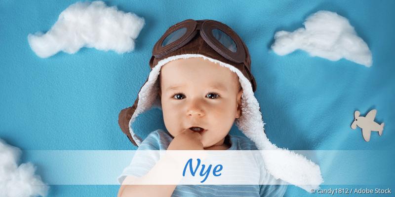 Name Nye als Bild