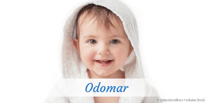 Name Odomar als Bild