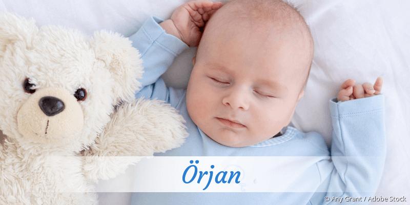 Name Örjan als Bild