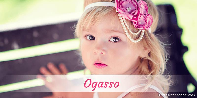 Name Ogasso als Bild