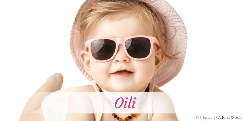 Name Oili als Bild