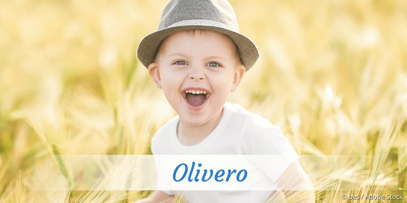 Name Olivero als Bild