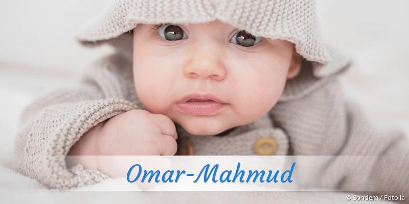 Name Omar-Mahmud als Bild