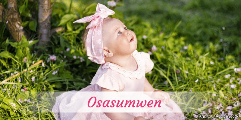 Name Osasumwen als Bild