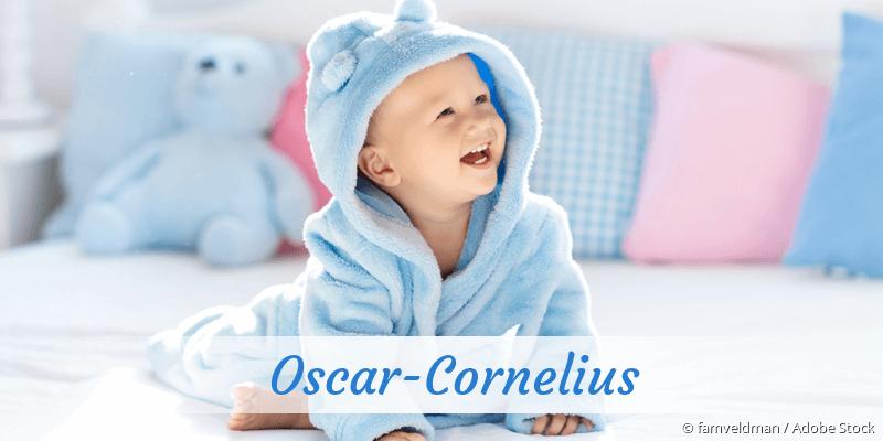 Name Oscar-Cornelius als Bild