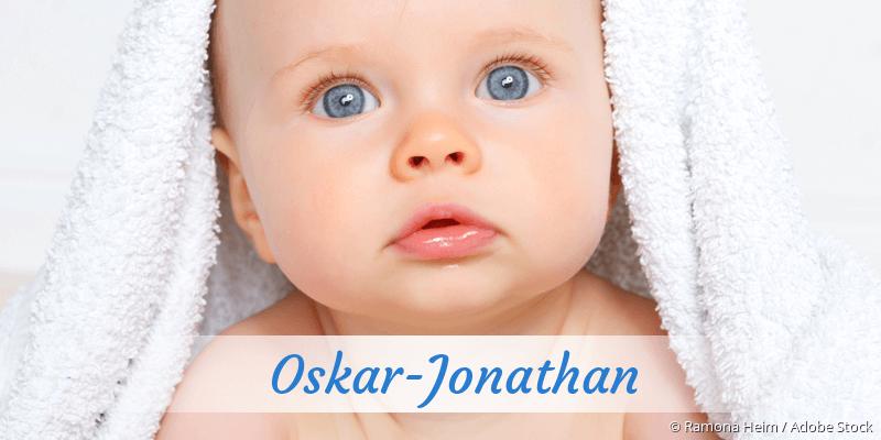Name Oskar-Jonathan als Bild