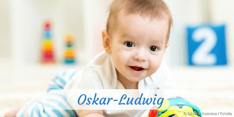 Name Oskar-Ludwig als Bild